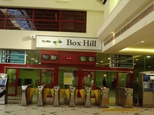 Box Hill Station
