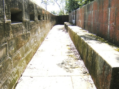 Bradleys Head Fortification Complex