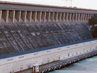 Bratsk Hydroelectric Power Station