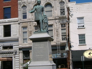 John C. Breckinridge Memorial