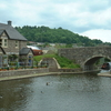 The Canal Basin At Brecon