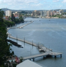 Brisbane River Walk