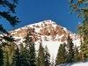 Brokeoff Mountain In Winter