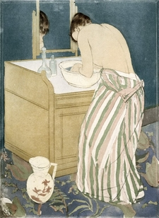 Mary Cassatt, La Toilette