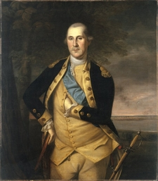 Charles Willson Peale, George Washington