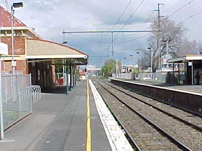 Brunswick Station