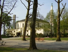 Great Mosque Of Brussels