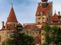 Bran  Draculas Famous Castle