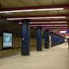 Nyugati Palyaudvar Metro Station