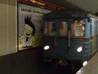 Széll Kálmán tér Metro Station