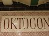 Oktogon Station Sign
