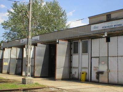 Budapest  Foeldalatti  Depot