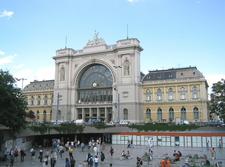 Keleti Railway Terminal