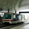 Bombardier Innovia APM 100 Train At Station