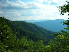 Bullhead Trail Overlook