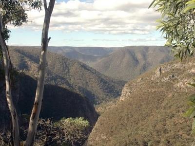 Bungonia Lookdown