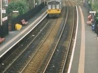 Burley Park Railway Station