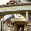 Burmese Buddhist Temple Singapore