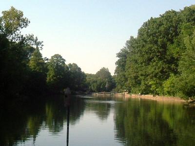 Burnet Woods Lake