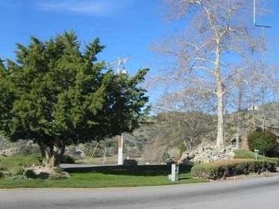 Entrance Gate To Bear Valley Springs