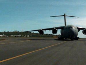 Aeropuerto Internacional de Entebbe