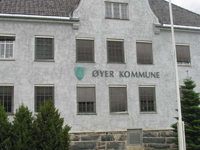 Øyer Town Hall