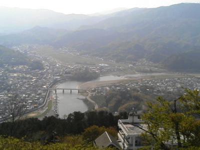 Ozu From Atop  Tomisuyama