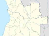 Aeropuerto Cabinda (CAB)