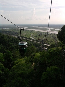 Cable Car At Haridwar