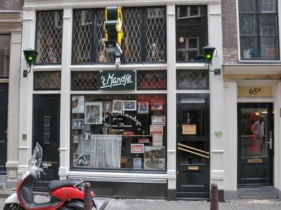 Café 't Mandje At Zeedijk