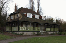 Cafe At Cannon Hill Common