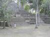 Cahal Pech Main Courtyard - Cayo District - Belize
