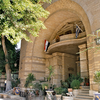 Convent Of Saint George In Coptic Cairo, A Famous Section Of The