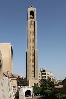 Cairo Abbasiya Mark Bell Tower.