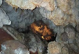 Calcite Crystals In Jewel Cave