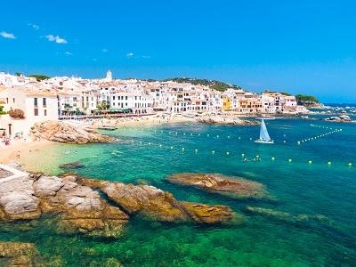 Calella De Palafrugell - Costa Brava - Spain Catalonia