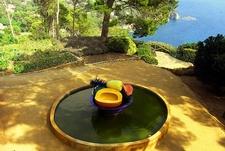 Calella De Palafrugell - Jardins De Cap Roig - View Sculpture