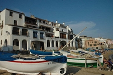 Calella Palafrugell Boats - Girona Spain