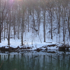 Calfpasture River