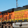Caliente California Burlington Northern Santa Fe