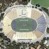 Aerial View Of California Memorial Stadium