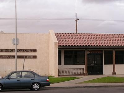 Calipatria Post Office