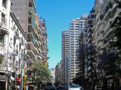 View Of Avenida Callao From The North
