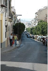 Calle De La Feria - Cordoba