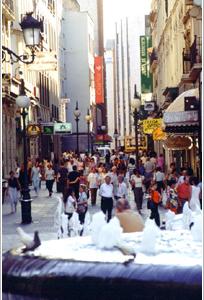Calle Gondomar - Cordoba