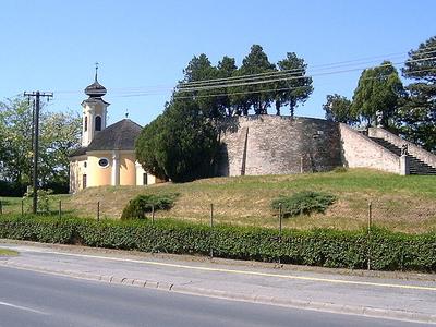 Calvary, Győr