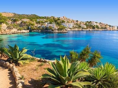 Calvia Cala Fornells Beach View - Balearic Islands - Spain