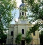 Iglesia calvinista en la plaza Kálvin
