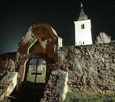 Calvinist Stronghold-Church, Balatonalmádi