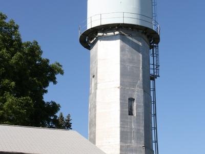 Cambridge  Wisconsin  Water  Tower